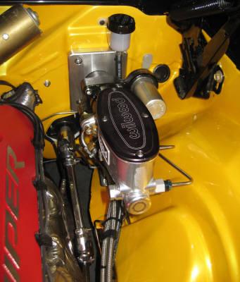 White Chrysler 200 >> Hydratech Braking Systems :: 1964-1974 Chrysler B Body